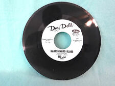 """Big J.J. - Harpsichord Blues / Norma Tracey - Leroy, Day Dell 1005, 7"""" 45 RPM"""