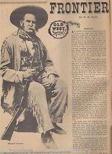 Frontier Legends of the West+ William Drannan, Kit Carson, Jim Bridger