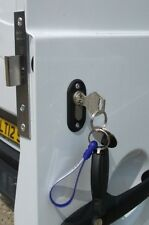 Thatcham Approved Van Security Dead & Slam Locks Supplied and Fitted MIDLANDS
