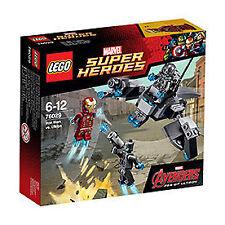 LEGO Super Heroes: 76029 Iron Man vs. Ultron - 4 Figuren Set Comic  NEU & OVP !
