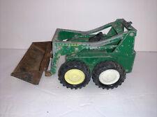 Vintage John Deere Green Skid Steer Bobcat