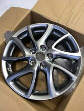 """Mazda 5 17"""" inch Alloy Wheel Rim 9965296570 17X6.5J ref34"""