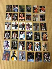 Great Muta New Japan All Pro wrestling card 125 pieces set Mutoh keishi rare F/S
