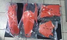 KIT PLASTICHE KTM SX 85 2006 2007 2008 2009 2010 KIT 4 PZ COLORE ARANCIO