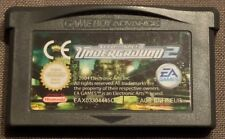 NEED FOR SPEED UNDERGROUND 2 pour Nintendo Gameboy Advance AGB-BNFP-EUR