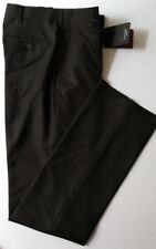 Brand New Genuine PAUL SMITH Black Suit Trousers Size 30 RRP £145