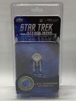 Star Trek Attack Wing USS Enterprise Expansion NIP  NEW Sealed  Wizkids Heroclix