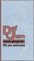 NEW Def Jam Music Group [4 CD Box Set] (Audio CD)