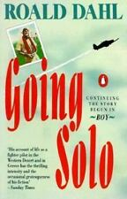 Going Solo by Roald Dahl (1988, Paperback)