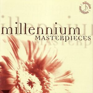 Various Artists-Millennium Masterpieces CD