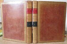 SATIRES DE JUVENAL trad. DUSAULX 2 FRONT. de MOREAU LE JEUNE 1796 2 VOL. Gd In-4