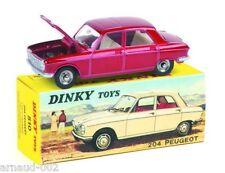 Dinky Toys Atlas - Peugeot 204 (Neuve)