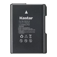Kastar EL14 Battery for Nikon D3100 D3200 D3300 D3400 D5100 D5200 D5300  D5500
