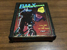 BMX AIR MASTER - ATARI 2600 GAME - WORKING - PAL
