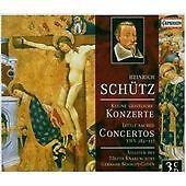 Tölzer Knabenchor - Kleine Geistliche Konzerte 1 & 2 - CD