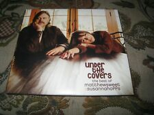 BEST OF MATTHEW SWEET & SUSANNAH HOFFS UNDER THE COVERS USED TWO DISC CD ALBUM.