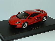 Autoart 1/43 McLaren 12C Volcano Red MiB