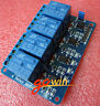 5V Four 4 Channel Relay Module With optocoupler For PIC AVR DSP ARM Arduino