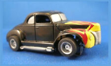 1991 TYCO HP7 1940 Flamed Ford Coupe HO Set Slot Car
