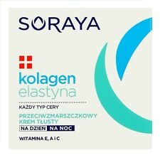 SORAYA COLLAGEN & ELASTIN Rich Anti-wrinkle Day & Night Face Cream