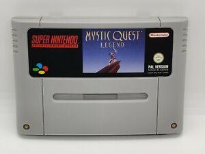 Super Nintendo SNES - Mystic Quest Legend (Modul)