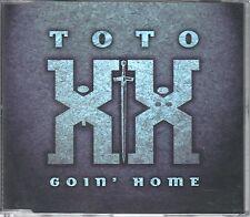 Toto  CD-SINGLE  GOIN HOME  (c) 1998