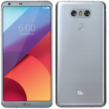 "5.7"" LG G6 H870 32GB 4GB RAM 4G LTE GPS NFC Radio 13MP Libre TELEFONO MOVIL Gris"
