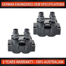 2 x Ignition Coil Pack Ford Falcon AU 1 AU 2 AU 3 XR8 LTD AU TE TL TS50 AU 5.0L