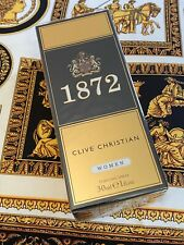 Genuine Clive Christian 1872 Women 1oz 30ml Brand NEW Sealed Extremely RARE