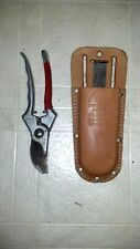 SCABBARD, PRUNING SHEAR, PLIERS POUCH, TOOL HOLDER  AMERICAN MADE IN CALIFORNIA