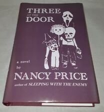 THREE AT THE DOOR A NOVEL BY NANCY PRICE AUTHOR OF SLEEPING WITH THE ENEMY NEW 3