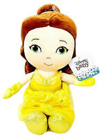 1 Count Kids Preferred Disney Baby Beauty & The Beast Belle Plush 0 Months Up