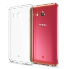 HTC U11 Hülle von NALIA, Case Cover Transparent Schutzhülle Handyhülle Tasche