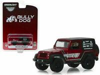 Bully Dog 2012 Jeep Wrangler HOBBY GREENLIGHT DIECAST 1:64