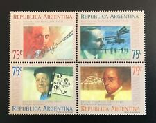 Argentina, Scott #1848a, Inventors - Helicopter, Surgery