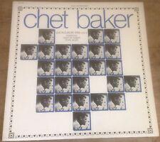 CHET BAKER live in europe 1956 vol 2  FRENCH MUSIDISC JA5246 1982 VINYL LP.