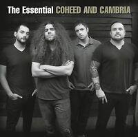 COHEED AND CAMBRIA - THE ESSENTIAL COHEED & CAMBRIA 2 CD NEU