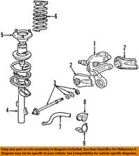 5U2Z18V125FA Ford Shock absorber rear 5U2Z18V125FA