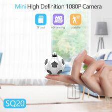 1080P HD Mini Football Hidden Spy Camera Security Cam DVR Video Recorder