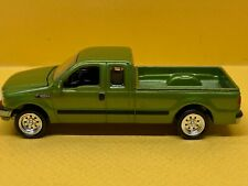 Johnny Lightning Working Class 2000 Ford F-250 Super Duty - Green *LOOSE*