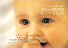 Portugal KMS 2003. Baby Babe BU. FDC. Stempelglanz. Auflage nur 20.000 Original