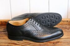 Loake Bovey 10G in Black - Seconds - RRP £240 (L939)