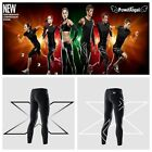 Sports Women Men Compression Running Yogar Training Thermal GYM Tights pants TOP