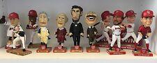 Washington Nationals bobbleheads & gnomes SGA -- COMPLETE SET of 47 -- 2006-Now