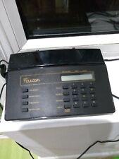 VINTAGE RETRO 1980s BT Black Telephone Push Button - Venue 24E