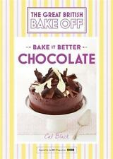 Great British Bake Off: Chocolate by Cat/ Black (2017, Hardcover)