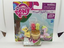 My Little Pony G4 Apple Flora & Candy Caramel (2014 CHINA) Friendship is Magic