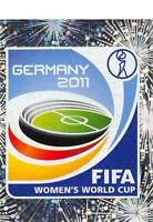 2011 Panini FIFA Women's World Cup Album Stickers Pick From List 201-S9