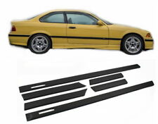 Seitenleisten Türleisten für BMW E36 Coupe + Cabrio für M-Paket