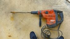 Hilti Te 80 Atcavr Rotary Chipping Demolition Hammer Drill